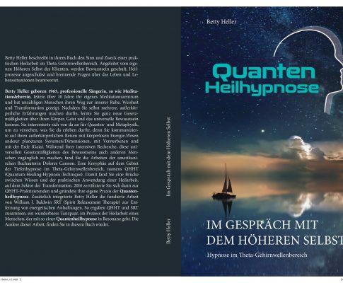 NEU: Das Buch über die Quantenheilhypnose